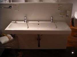 洗面台,流し,洗面台,水栓,二人用,ハンスグローエ
